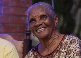 """Chica Xavier, de """"Sinhá Moça"""", morre aos 88 anos"""