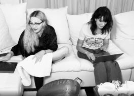 Madonna compartilha vídeo e diz que está criando roteiro com Diablo Cody