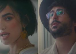 """Manu Gavassi e Zeeba cantam um amor sem drama no clipe de """"Eu Te Quero"""""""