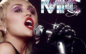 """Miley Cyrus anuncia o novo single, """"Midnight Sky"""", para semana que vem"""
