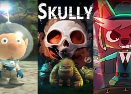 "Nintendo divulga trailers de novos jogos: ""Pikmin 3 Deluxe"", ""Skully"" e mais"