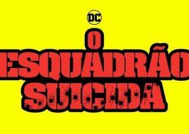 """James Gunn divulga logo oficial de """"O Esquadrão Suicida"""" em português"""