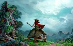 """Diretor diz que """"Raya and the Last Dragon"""" é a animação mais bonita que ele já viu"""