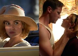 """Lily James e Armie Hammer estrelam primeiras imagens de """"Rebecca"""", novo filme da Netflix"""