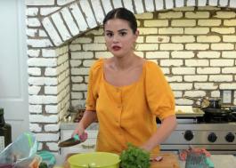 """Selena Gomez se aventura na cozinha no trailer da série """"Selena + Chef"""""""