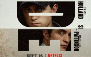 """""""The Devil All The Time"""", filme com Tom Holland e Robert Pattinson, ganha pôster inédito"""