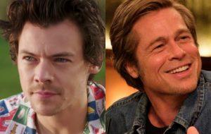 Harry Styles vai estrelar filme ao lado de Brad Pitt, diz distribuidora