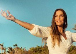 """Ivete Sangalo avisa que é """"Dura na Queda"""" em anúncio de novo single para a sexta-feira (2)"""