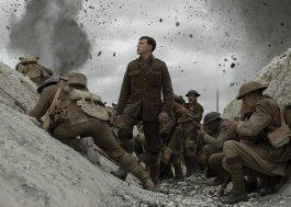 """Saudades do cinema? 5 motivos para ver  """"1917"""" e trazer a sensação da telona para a sua casa"""