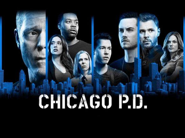 """Pôster da 7ª temporada de """"Chicago P.D."""" (Divulgação)"""