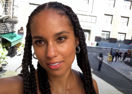 "Alicia Keys explica as metáforas presentes no vídeo de ""Love Looks Better"""