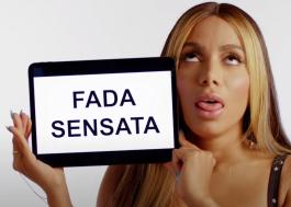 """Sextou!"": Anitta traduz gírias brasileiras em vídeo para Vanity Fair"