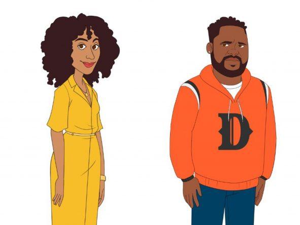 """Personagens do especial de """"Black-ish"""", da ABC (Divulgação)"""