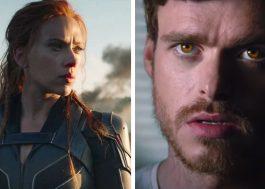 """Disney adia """"Viúva Negra"""" e """"Os Eternos"""" para novas datas em 2021"""
