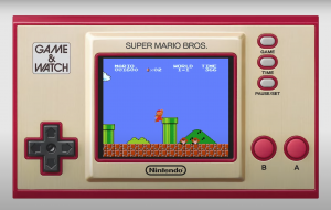 """Nintendo anuncia novo Game & Watch em comemoração aos 35 anos de """"Super Mario Bros."""""""