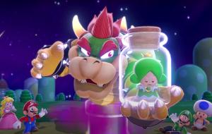"""Nintendo divulga trailer e data de lançamento de """"Super Mario 3D World + Bowser's Fury"""""""