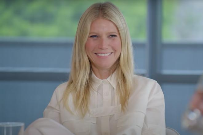 """Gwyneth Paltrow em trailer de """"Goop Lab com Gwyneth Paltrow"""" (Reprodução)"""