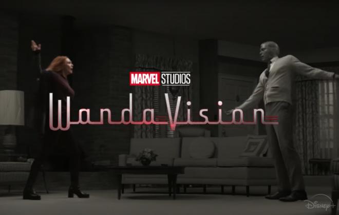 """Cena da série """"WandaVision"""" (Reprodução)"""