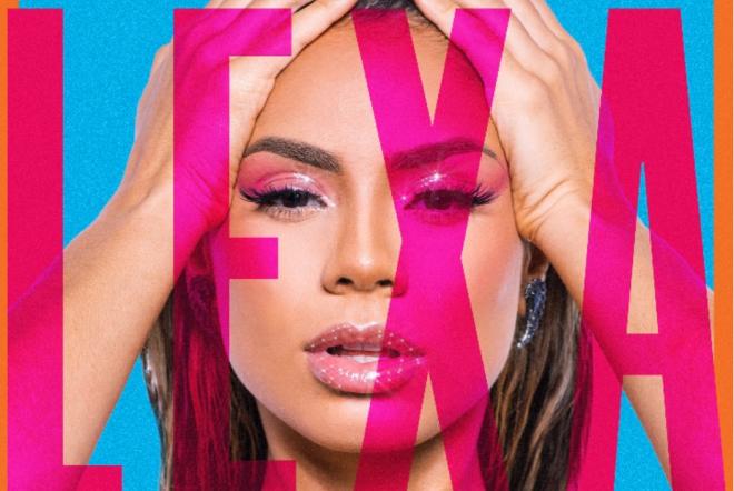 """Capa do álbum """"LEXA"""" (Divulgação)"""