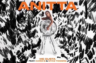 """Capa da música """"Me Gusta"""" (Divulgação)"""