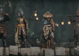 """""""For Honor – Resistance"""": trailer de nova temporada do jogo mostra guerreiros prontos para combate"""