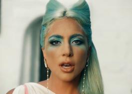 """Lady Gaga tem pesadelo conceitual no clipe fabuloso de """"911"""""""