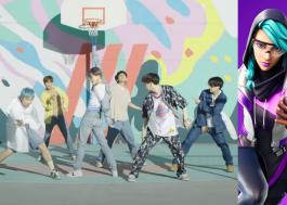 """Novo clipe de """"Dynamite"""", do BTS, será lançado no jogo """"Fortnite"""""""
