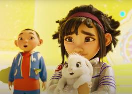 """""""A Caminho da Lua"""": animação da Netflix ganha novo trailer cheio de fofura e aventura"""