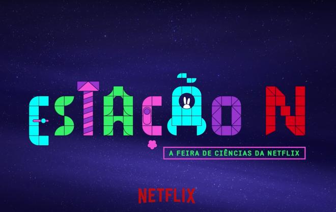 """Logo oficial de """"Estação N"""" (Divulgação)"""