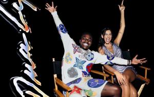"""Mais um! Dua Lipa anuncia remix de """"Levitating"""" com DaBaby"""