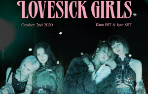 "BLACKPINK anuncia ""Lovesick Girls"", single que chega na próxima sexta-feira (02)"