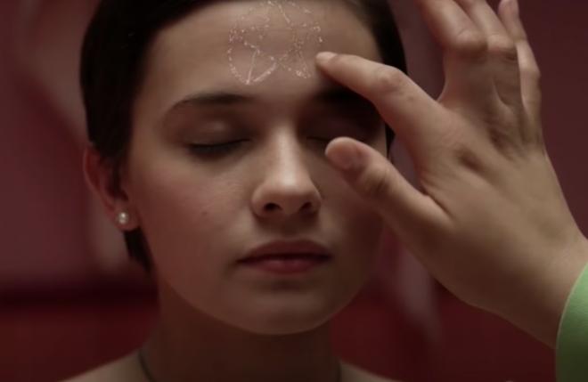 """Cena do trailer de """"Jovens Bruxas - Nova Irmandade"""" (Reprodução)"""