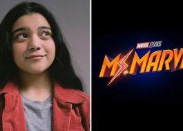 "Atriz novata Iman Vellani irá interpretar a protagonista em ""Ms. Marvel"", série do Disney+"