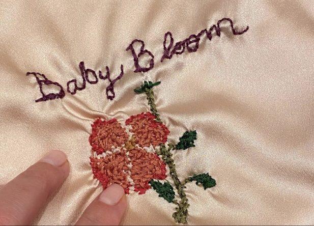 Daisy Dove Bloom nasceu no dia 27 de agosto (Foto: Reprodução)