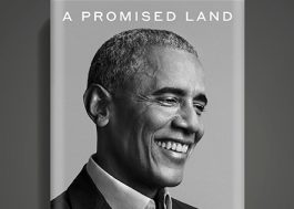 Livro de memórias de Barack Obama ganha data de lançamento
