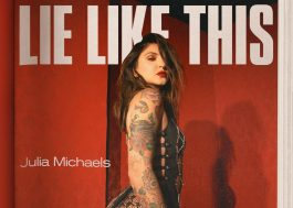 "Julia Michaels anuncia o single ""Lie Like This"" para a próxima quinta-feira (1º)"