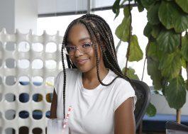 """Marsai Martin, de """"Black-ish"""", lançará série sobre líderes negras femininas"""