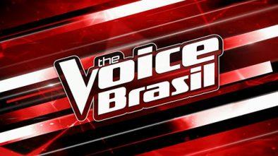"""Logo do """"The Voice Brasil"""" (Divulgação)"""