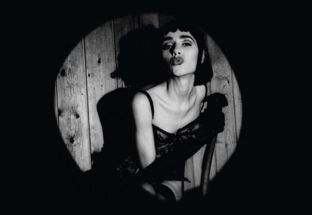 "PJ Harvey na capa do LP ""To Bring You My Love"" (Foto: Divulgação)"