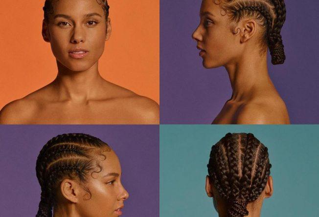 """Alicia Keys na capa do álbum """"ALICIA"""" (Divulgação)"""
