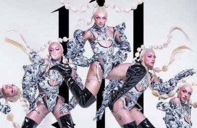 """Pabllo Vittar na capa do álbum """"111"""" (Divulgação)"""