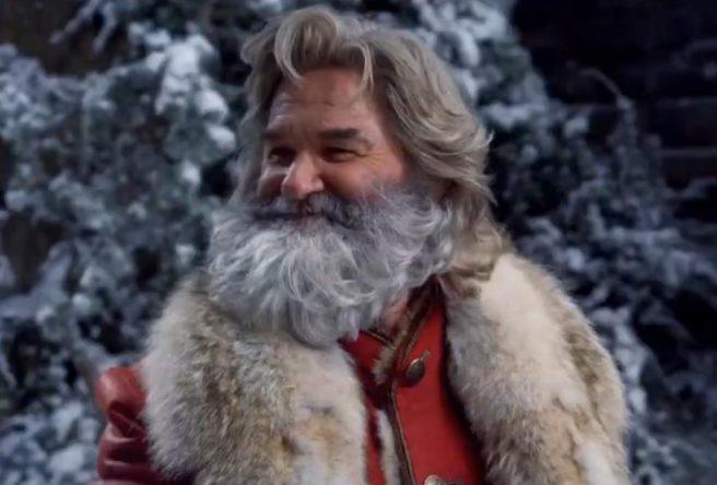"""Kurt Russell dá vida ao Papei Noel no filme """"Crônicas de Natal 2"""" (Reprodução)"""