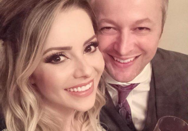 Sandy e Lucas Lima em selfie publicada no Instagram (Reprodução)