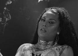 """Danny Bond esbanja glamour no clipe de """"Traz o B"""""""