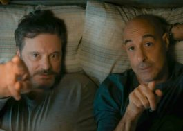 """Colin Firth e Stanley Tucci vivem casal em trailer emocionante do filme """"Supernova"""""""