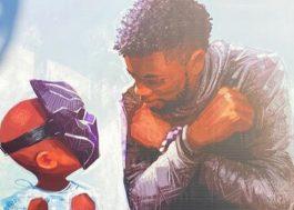 Disney inaugura mural em homenagem a Chadwick Boseman em Orlando