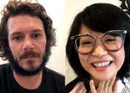 """Adam Brody e Keiko Agena relembram """"Gilmore Girls"""" em live no Instagram"""