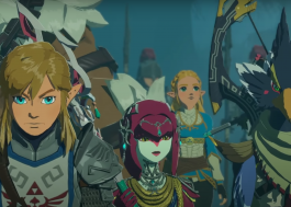 "Nintendo divulga novo trailer intenso para ""Hyrule Warriors: Age of Calamity"""