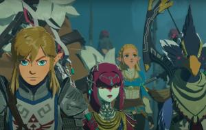 "Nintendo divulga novo trailer intenso para ""Hyrule Warriors: Age of Calamity"""