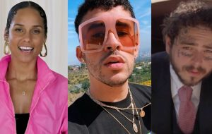 Alicia Keys, Bad Bunny e Post Malone se apresentarão no Billboard Music Awards 2020
